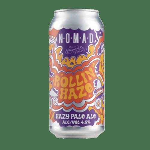 Nomad Rollin Haze Pale Ale