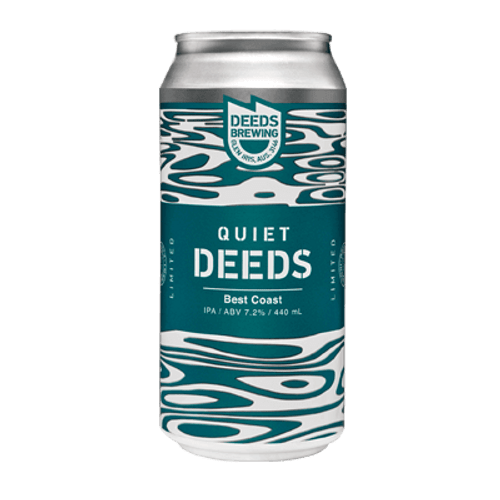 Quiet Deeds Best Coast Vol. 2 West Coast IPA