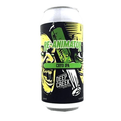 Deep Creek Re-Animator Cryo IPA