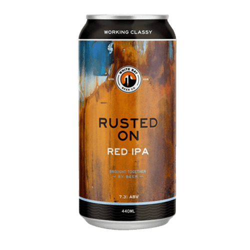 White Bay Rusted On Red IPA