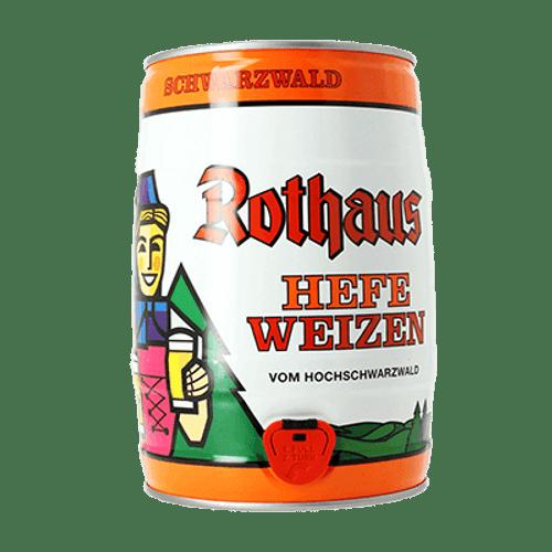 Rothaus Hefeweizen 5L Keg