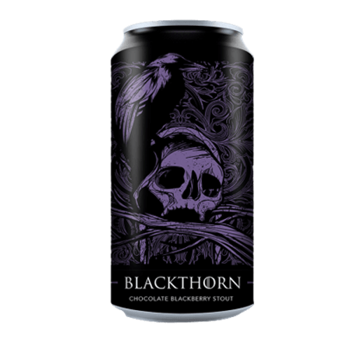 Valhalla Blackthorn Blackberry Stout