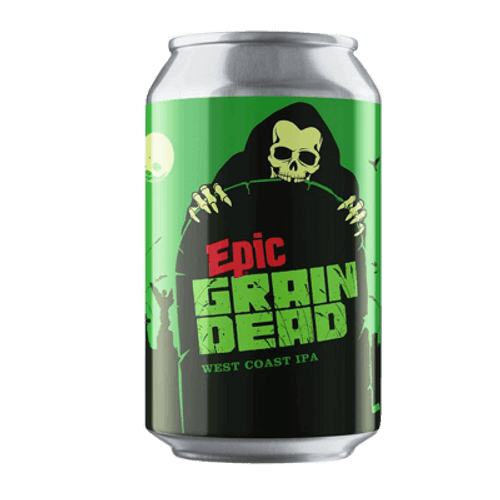 Epic Grain Dead West Coast IPA