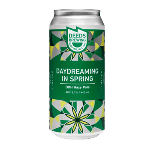 Deeds Daydreaming In Spring DDH Hazy Pale