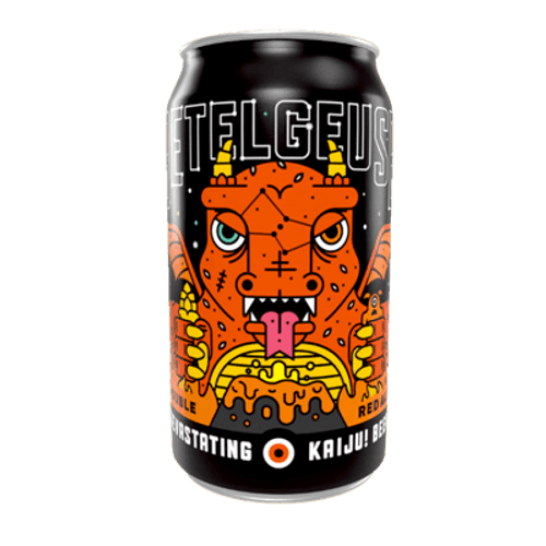 KAIJU! Betelgeuse Double Red Ale 375ml Can