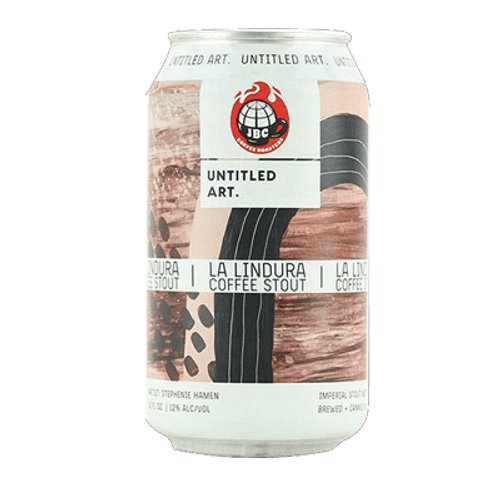 Untitled Art La Lindura Coffee Stout Imperial Stout