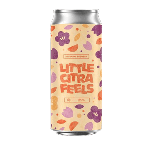 Mr Banks Little Citra Feels DDH IPA
