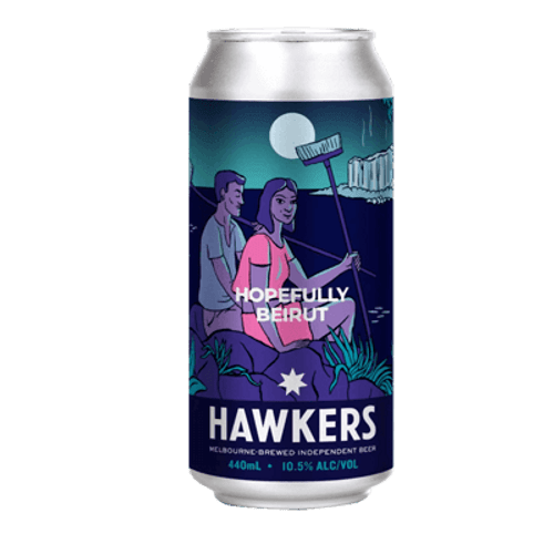 Hawkers Hopefully Beirut Barleywine