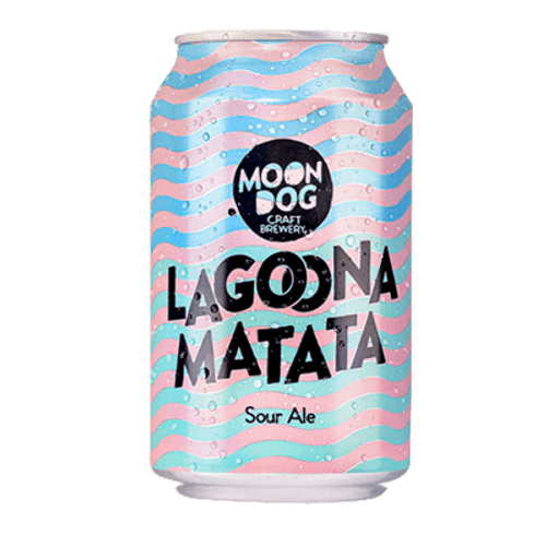 Moon Dog Lagoona Matata Sour Ale