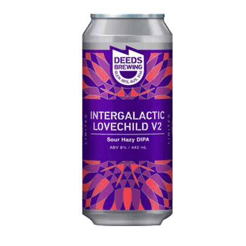 Quiet Deeds Intergalactic Lovechild V2 Sour