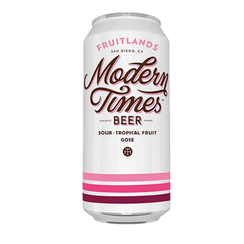 Modern Times Fruitlands Tropical Gose