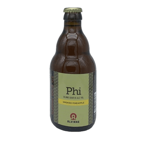 Alvinne Phi Smoked Pineapple Sour