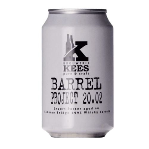 Kees Barrel Project 20.02 BA Imperial Porter