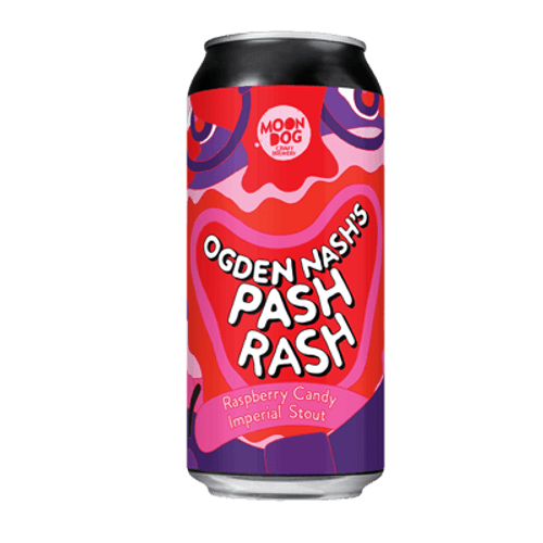 Moon Dog Ogden Nash's Pash Rash Imperial Stout