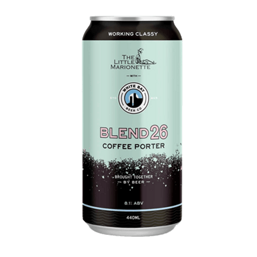 White Bay Blend 26 Coffee Porter