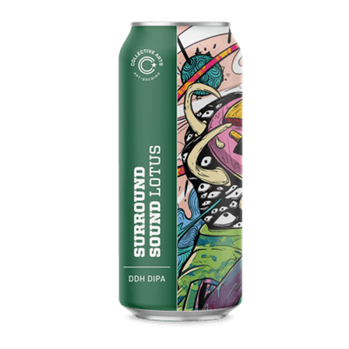 Collective Arts Surround Sound Lotus DDH IPA