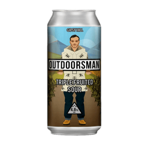 The Gipsy Hill Outdoorsman Sour Ale
