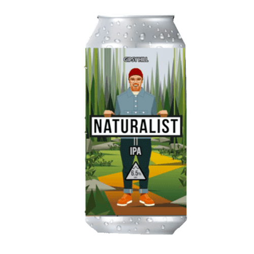 The Gipsy Hill Naturalist NEIPA