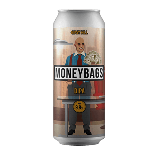 The Gipsy Hill Moneybags DIPA