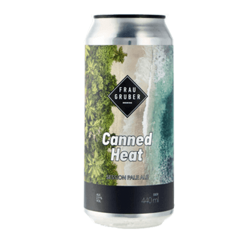 FrauGruber Canned Heat Session Pale Ale
