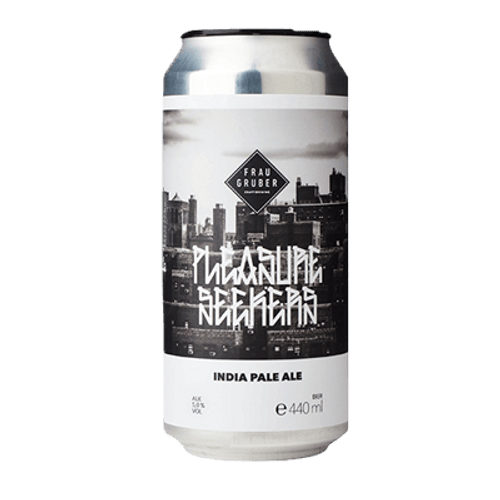 FrauGruber Pleasure Seekers IPA