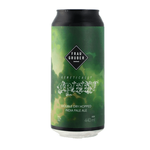 FrauGruber Genetically Green DDH IPA