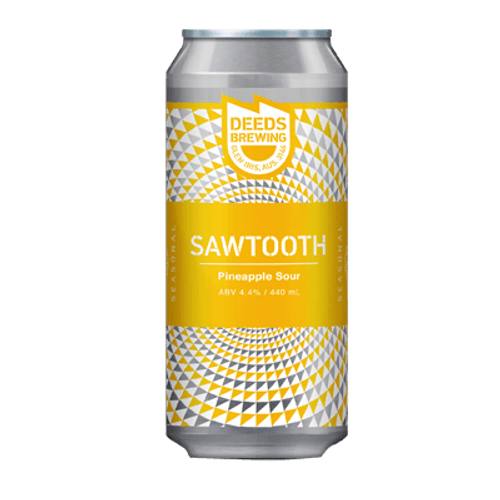 Deeds Sawtooth Kettle Sour 440ml Can