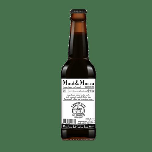 De Molen Mout & Mocca Bourbon Infused Imperial Stout