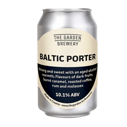 The Garden Baltic Porter