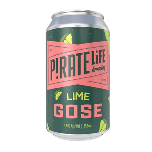 Pirate Life Lime Gose