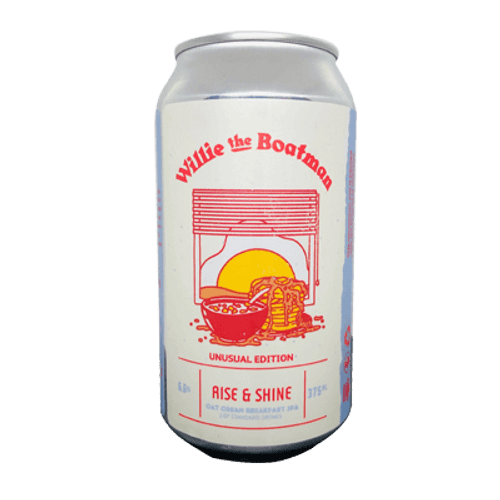 Willie The Boatman Rise And Shine IPA