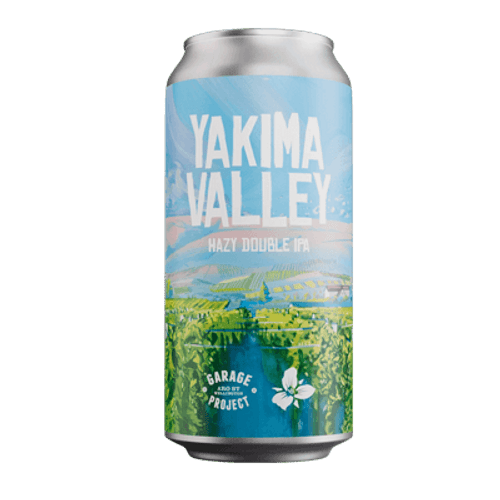 Garage Project Yakima Valley Hazy DIPA