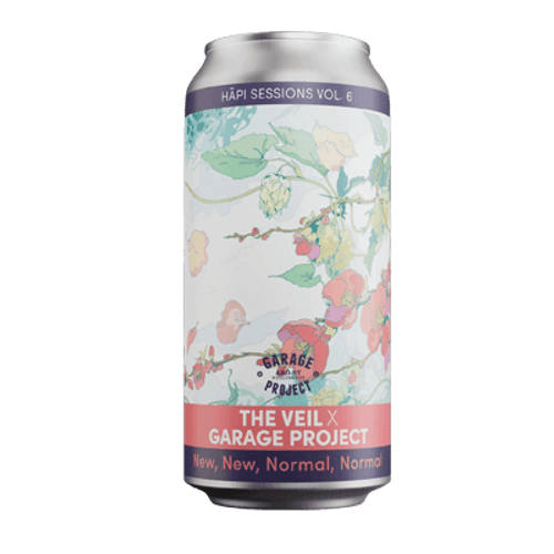Garage Project New, New, Normal, Normal DIPA