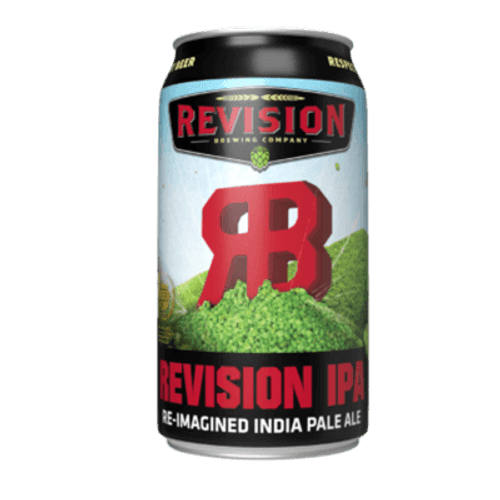 Revision Revision IPA 355ml Can