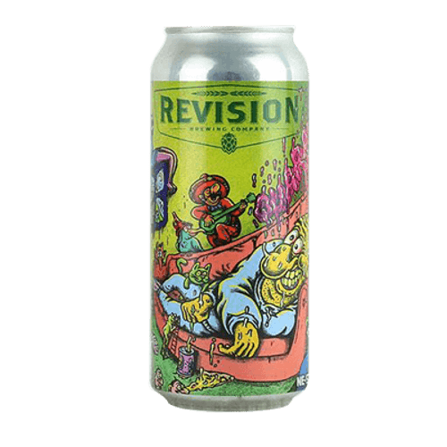 Revision Quarantine Dreams NEIPA