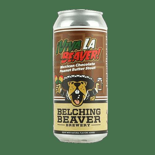 Belching Beaver ¡Viva La Beaver! Mexican Stout