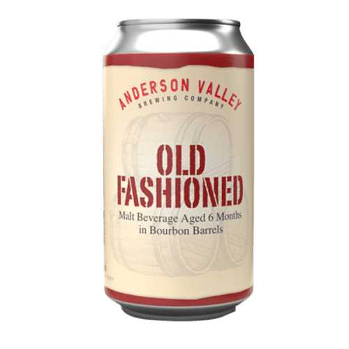 Anderson Valley Old Fashioned Barrel Aged Strong Ale