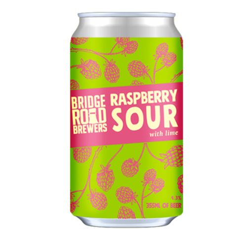 Bridge Road Raspberry Sour With Lime