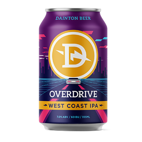 Dainton Overdrive West Coast IPA