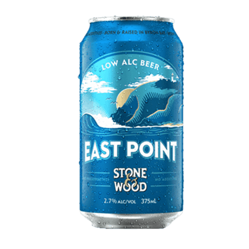 Stone & Wood East Point Low Alcohol Beer