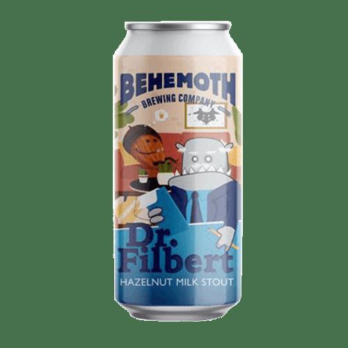 Chur Dr Filbert Hazelnut Milk Stout