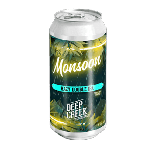 Deep Creek Monsoon Hazy DIPA