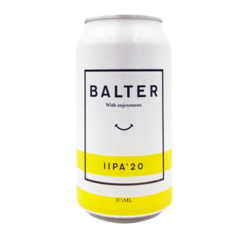 Balter IIPA ' Vintage 20 375ml Can