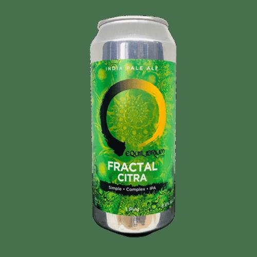 Equilibrium Fractal Citra Hazy IPA