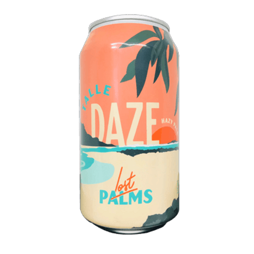 Lost Palms Talle Daze Hazy Pale