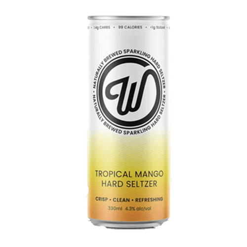 Wayward W Seltzer - Tropical Mango