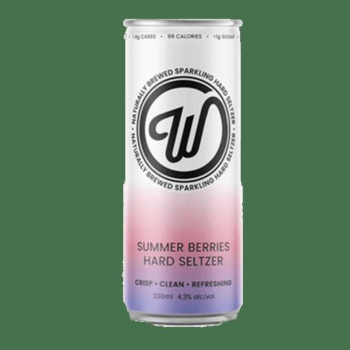 Wayward W Seltzer - Summer Berries