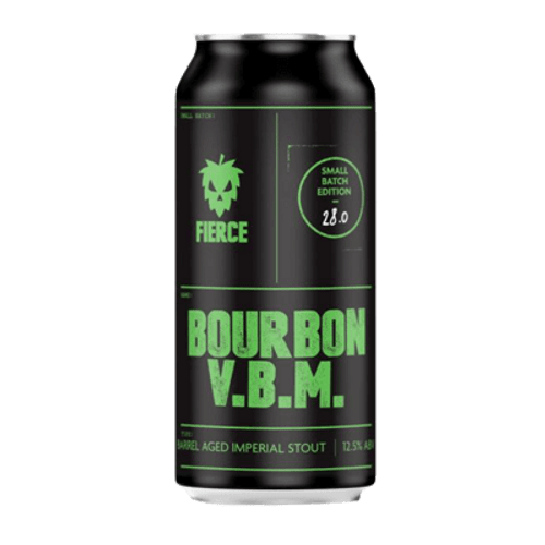 Fierce Bourbon VBM BA Imperial Stout