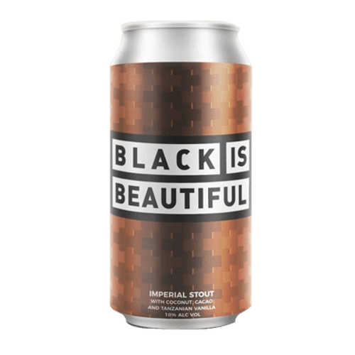 Left Handed Giant Black Is Beautiful Imperial Stout