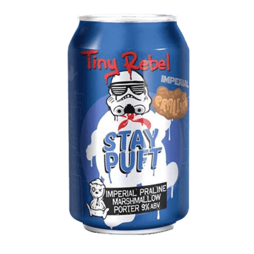 Tiny Rebel Stay Puft Imperial Praline Porter